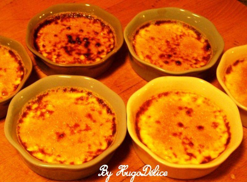 Petites cremes a la bergamote hugod lice - Petit chalumeau cuisine ...