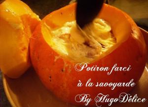POTIRON FARCI A LA SAVOYARDE dans plats uniques potiron-farci-à-la-savoyarde-300x217