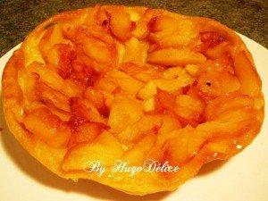 TATIN POMMES-POIRES dans Tartes sucrées tatin-pommes-poires-300x225