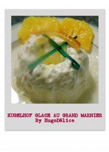 kugelhof glacé grand marnier